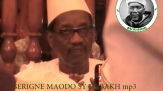SERIGNE MAODO MALICK SY DABAKH MP3