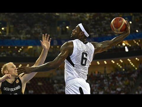 watch Germany vs USA 2008 Beijing Olympics Men's Basketball Group Round Game HD 720p English