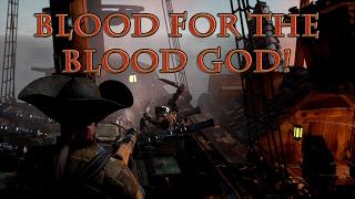 Man O' War : Corsair - Blood for the Blood God!