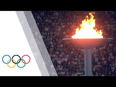Olympic Opening Ceremonies A journey through time