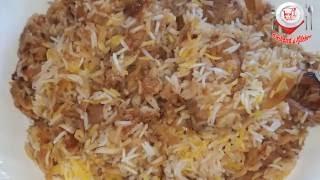 Fokhruddin er  kacchi biryani recipe | ঈদ স্পেশাল ফখরুদ্দীনের কাচ্চী বিরিয়ানী