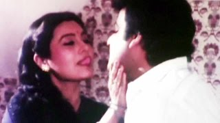 Usha Naik, Pramod Shinde, Andhala Sakshidar - Marathi Romantic Scene 3/11
