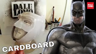DIY Batman Mask Part 1 -  Cereal Box Cardboard (free download) // Cosplay How to #112
