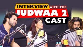 Judwaa 2 cast full interview with RJ Suren | Varun | Jacqueline | Taapsee | Radio Mirchi |