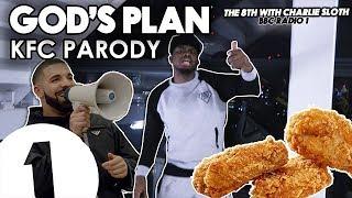 Drake - God's Plan PARODY (Sideman KFC Remix)