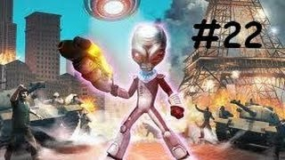 Destroy All Humans 3 Walkthrough w/ Commentary | Part 22 | Shen Long