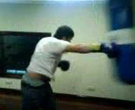 charly boxeador