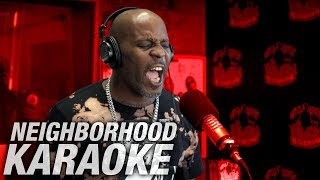 DMX Performs LIVE in The Neighborhood!