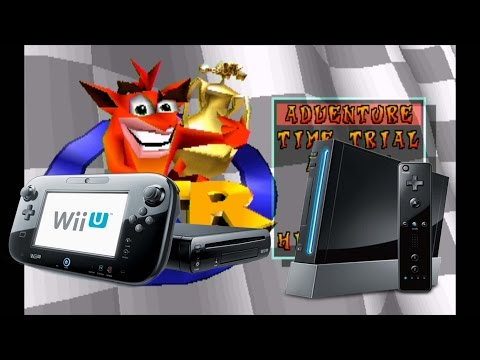 Xxx Mp4 Crash Team Racing WiiSX WIIU Amp WII Tutorial Español 3gp Sex