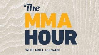 The MMA Hour: Episode 396 (w/Kavanagh, Garbrandt, Dibella and More)