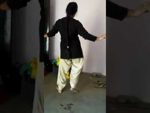 Desi Girl Hot Dance on Haryanvi Song