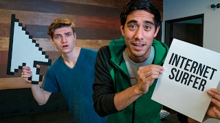 Internet Surfer (VR video!) ft. Zach King & Corridor
