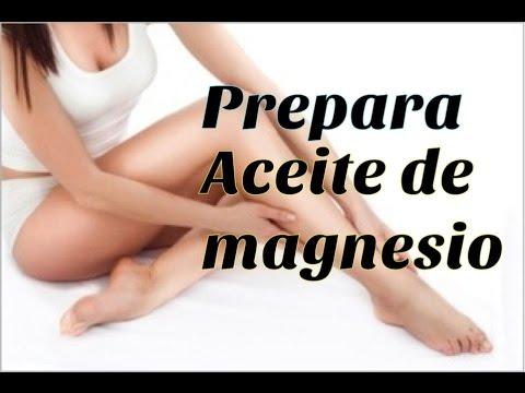 Aceite de magnesio para la artritis reumatismo fracturas EcoDaisy