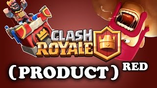 Clash Royale | What is Product Red? | Explained