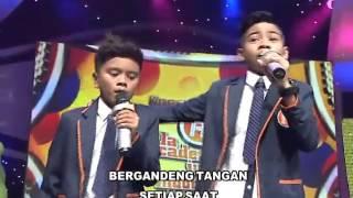 Theme Song La Academia Junior 2 (Konser 14 Besar)