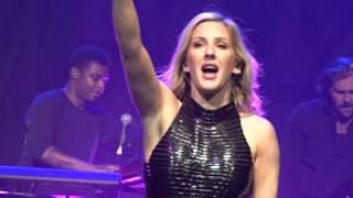 Ellie Goulding -Outside (Calvin Harris) live  Enmore Theatre Sydney 04/10/15