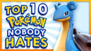 Top 10 Pokemon Nobody Hates