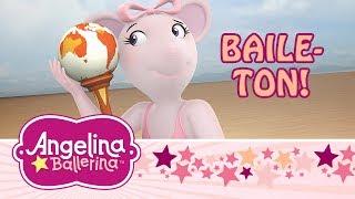 ♕ Angelina Ballerina Brasil ♕ Angelina e o Baileton (Episódio Completo)