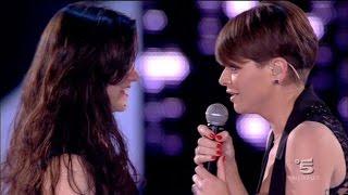Amici 15 Alessandra Amoroso duetta con Elisa   Comunque andare