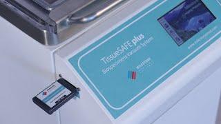 TissueSAFE Plus with English speaker