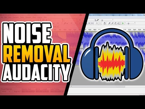 How To Do Noise Reduction In Audacity!! 2016/2017 #svspotlight