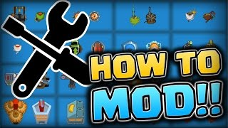 HOW TO MOD BLOONS TD5