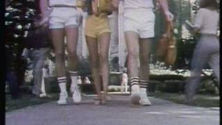 'Scholl Exercise Sandals' [01] - TV commercial (1981)