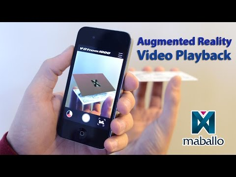 Vuforia Augmented Reality - Video Playback Tutorial (Official Tutorial By Vuforia Developer Website)