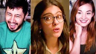 HELICOPTER EELA | Kajol | Riddhi Sen | Trailer Reaction!