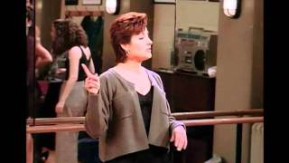 Monica Rachel And Pheobe Take a Tap-Dance Class