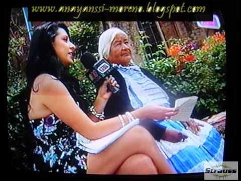 Anayanssi Moreno en Mini Vestido