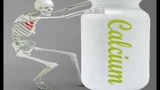 اذا ظهرت عليك هذه الأعراض فأنت تعاني من نقص في الكالسيوم!