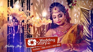 Abid - Bushra Engagement Full Program by Wedding story BD