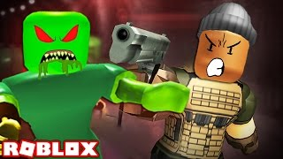 ESCAPE THE ZOMBIES IN ROBLOX