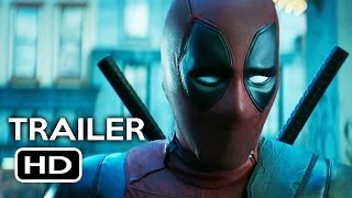 Deadpool 2 Teaser Trailer #1 (2018) Ryan Reynolds Marvel Movie HD