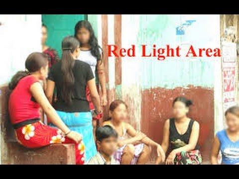India के टॉप 8 Red Light Areas - जरुर देखे !