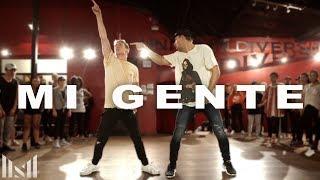 """MI GENTE"" - J Balvin Dance | Matt Steffanina ft Josh Killacky"