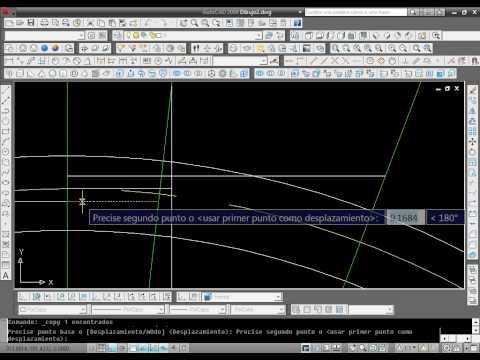 Como dibujar un engranaje helicoidal en autocad 2007 2008 2009 2010.