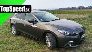Jazdenka Mazda 3 BM/BN (2013 - ) TOPSPEED.sk