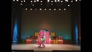 "Barney - Mr.Knickerbocker and ""Baby Bop's Song"""