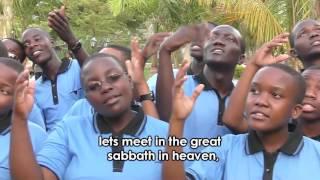 Rodan Schools Choir Mwanza -Tunakushukuru
