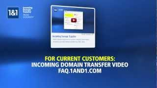 Transfer a Domain From GoDaddy to 1&1 Internet