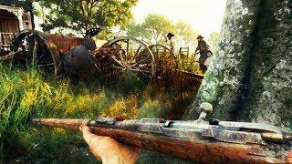 Crytek's HUNT SHOWDOWN New Gameplay Trailer (2018)