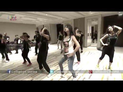 Shruti Hassan Dance Rehearsal Unseen Siima 2016