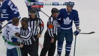 Gotta See It: Dorsett fights Komarov & yells at Martin on bench