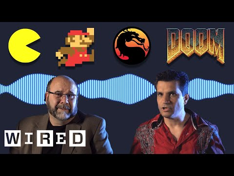 Classic Video Game Sounds Explained by Experts 1972 1998 Part 1 WIRED
