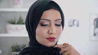 لوكس - مكياج على الطريقة العربية - مع ندي التركاوي