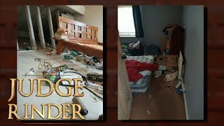Photographs Show the Horrific State of a Viking's Flat | Judge Rinder