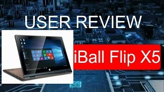 iBall Flip X5 Full Hands-on User Review with pros and cons