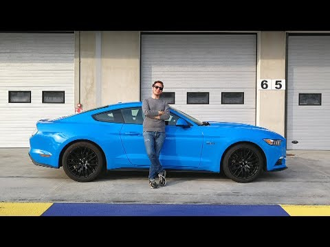 Is the Ford Mustang 5.0 V8 a Good Muscle Car Sub ENG